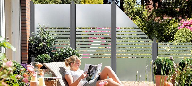 sichtschutz habisreutinger. Black Bedroom Furniture Sets. Home Design Ideas