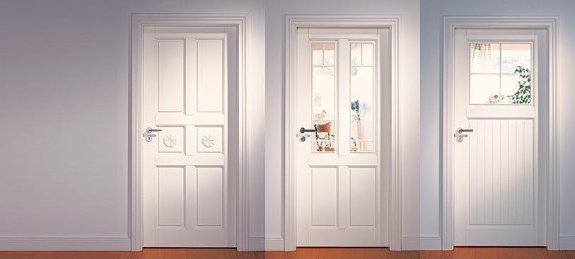 weisse t ren habisreutinger. Black Bedroom Furniture Sets. Home Design Ideas