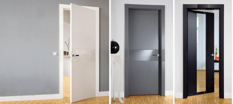 Zimmertüren modern weiß mit glas  Innentüren | Habisreutinger