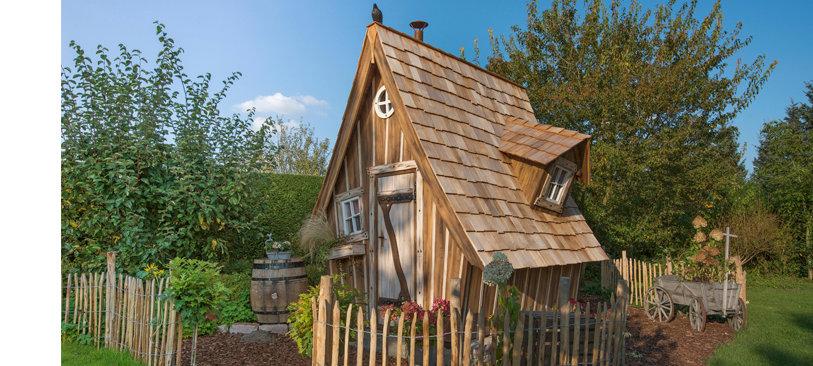 Gartenhäuser | Habisreutinger