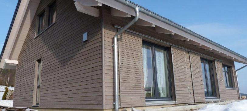 Fabulous Ecograu Holzfassade | Habisreutinger CY08